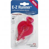 E-Z Runner® - refill, B: 8 mm, , Strips - permanent, 15m