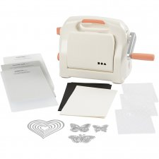 Start kit - Die Cut and Embossing Machine, A5, 155x210 mm, 1 set