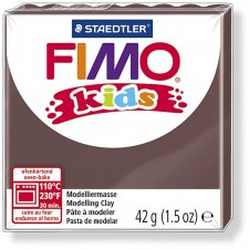 FIMO® Kids Clay, brun, 42g