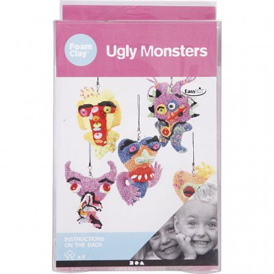 Ugly Monsters, , Small, 1set